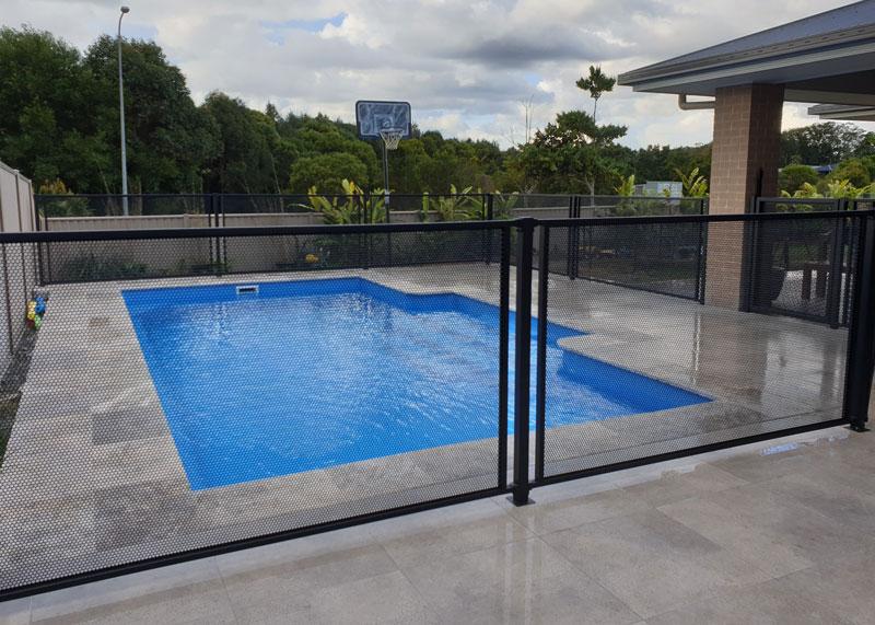Pool Perf Pool Fencing