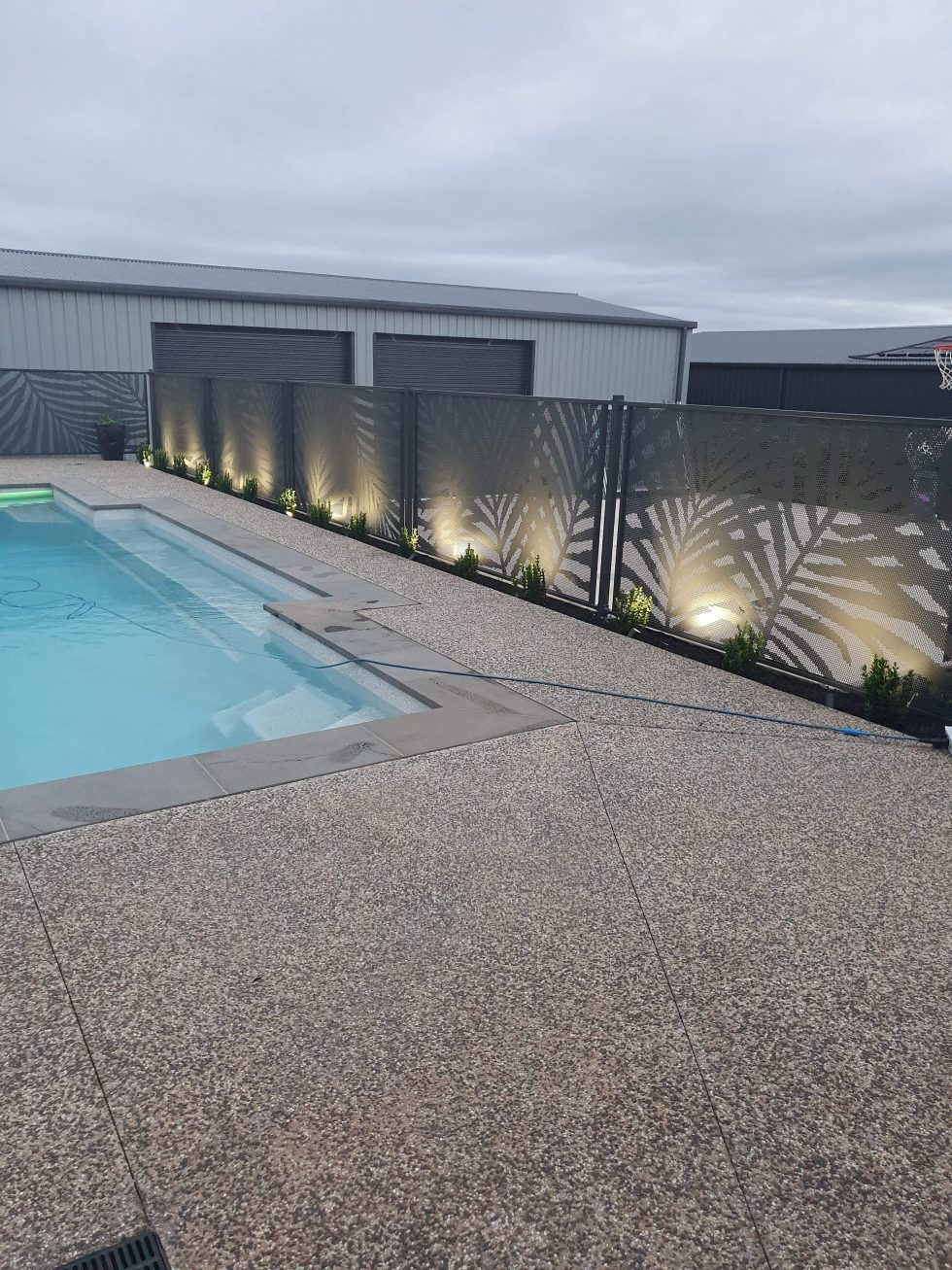Palmy-Textura Monument-Pool Perf- Victoria - persafe pool fencing (3)