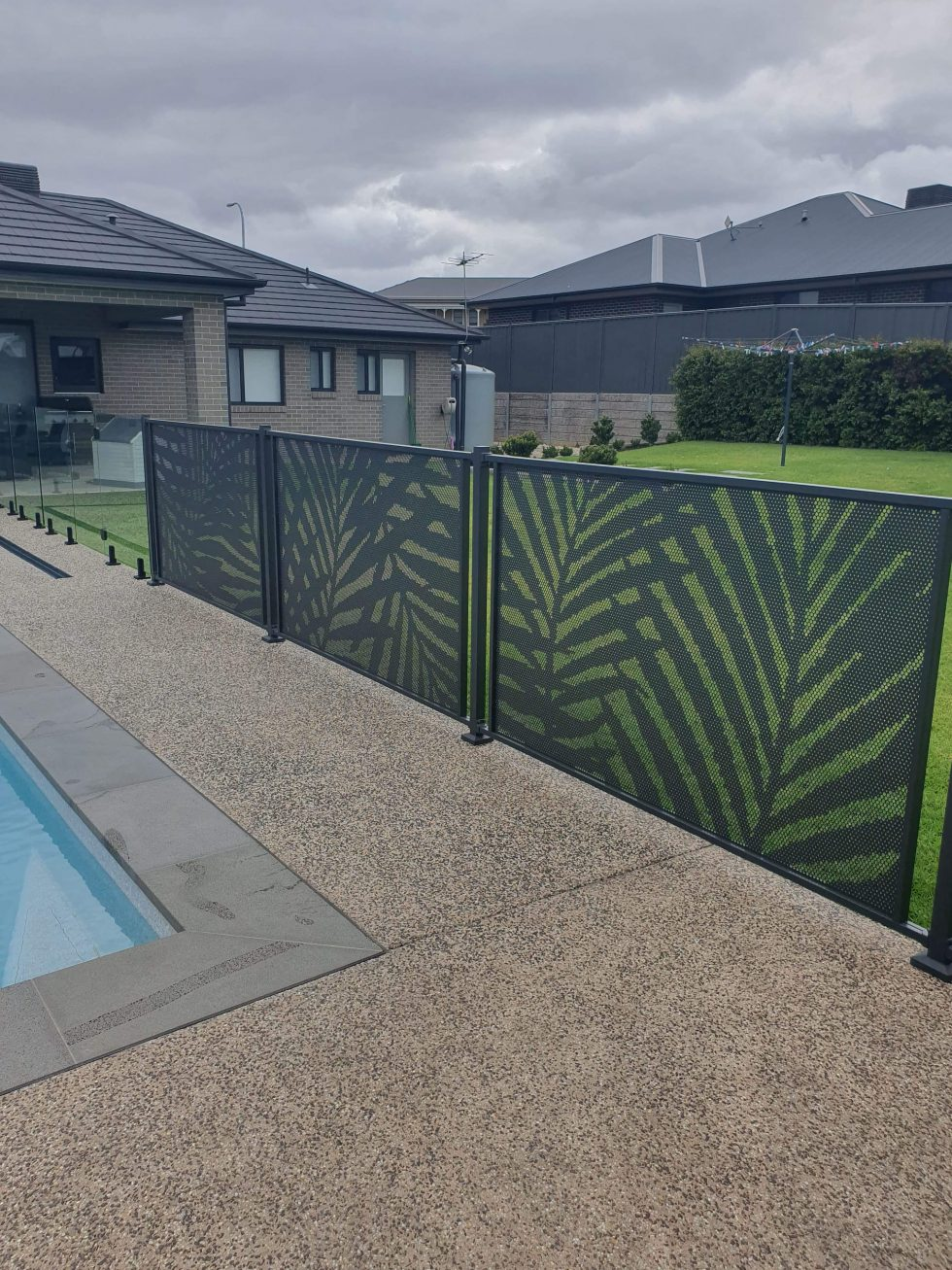 Palmy-Textura Monument-Pool Perf- Victoria - persafe pool fencing (6)