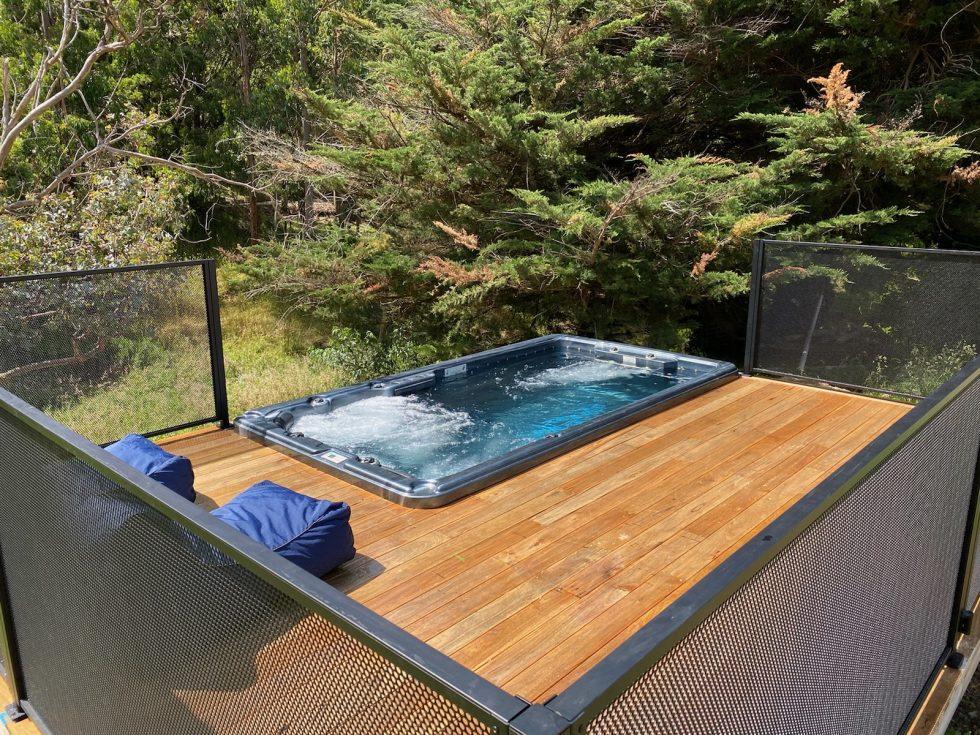 Pool Perf - pure perf - black - leisurescape pools - Victoria