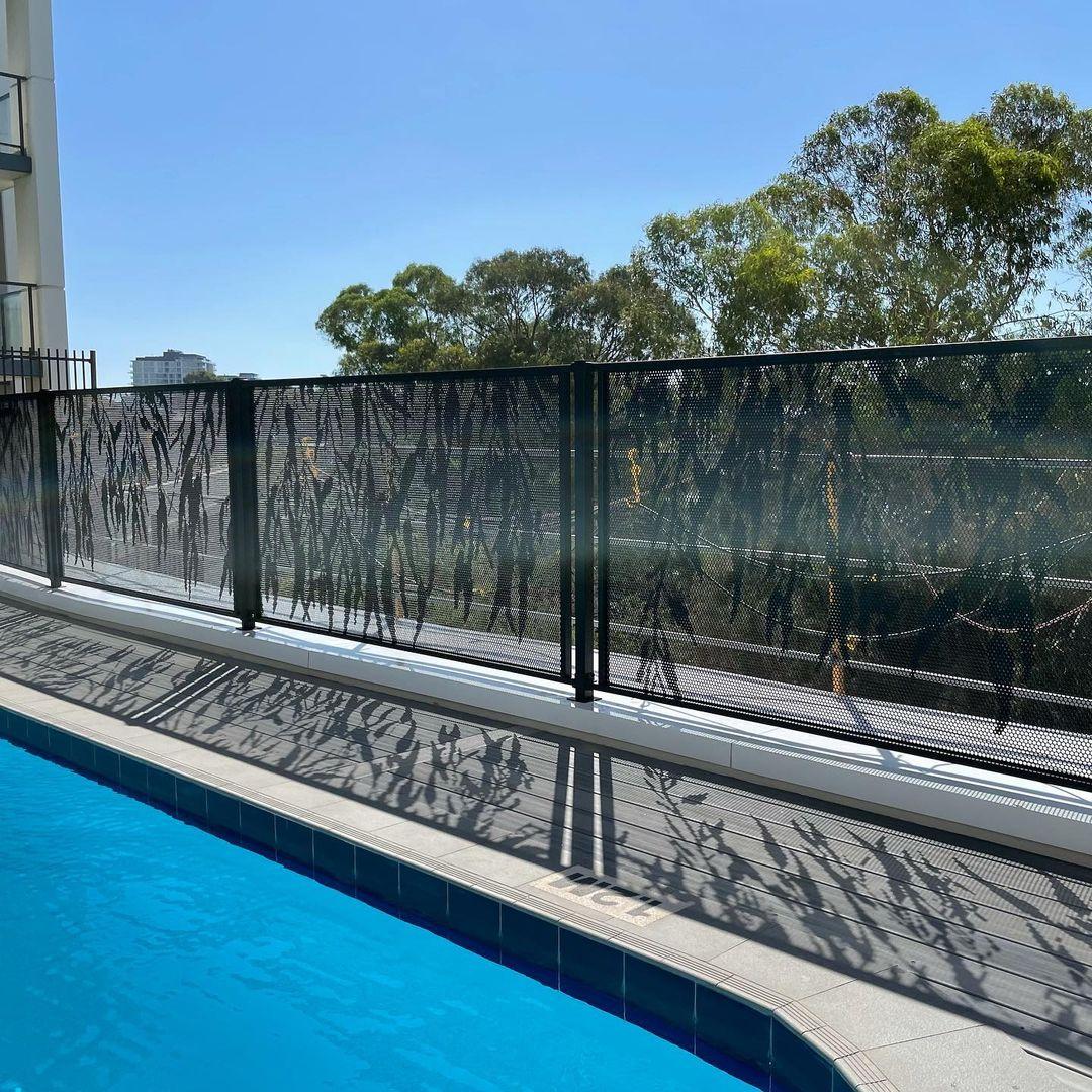 Pool perf - perfsafe - Gum - pool fencing - jccontemporaryfencing - Western Australia (2)