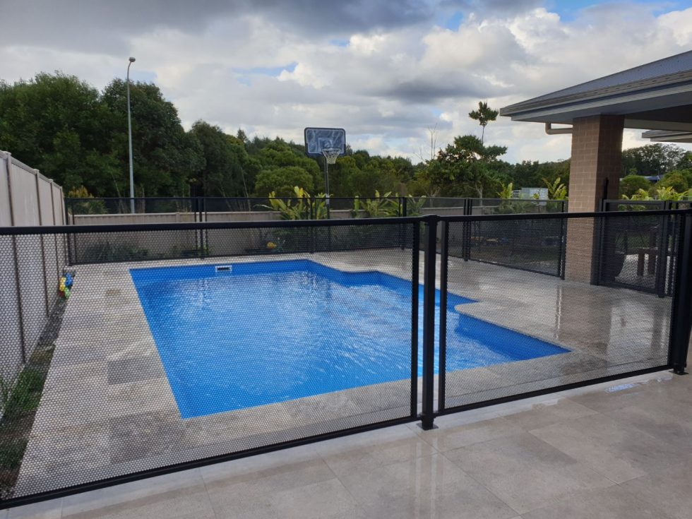 Pure Perf Textued Black Pool - Perf-Perf - perfsafe- NSW
