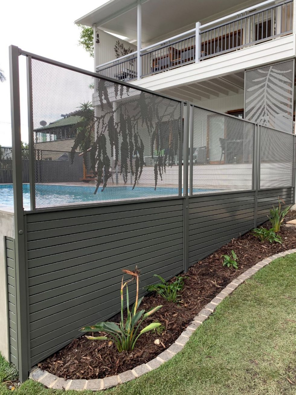 pool perf - monument - gum and pure perf - mesh fencing - QLD (4)