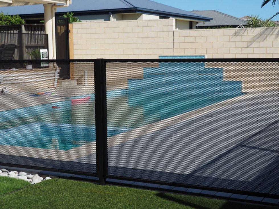new south wales pool fencing alternative poolperf-black-poolfence-pureperf-NSW-byron&beyondfencing