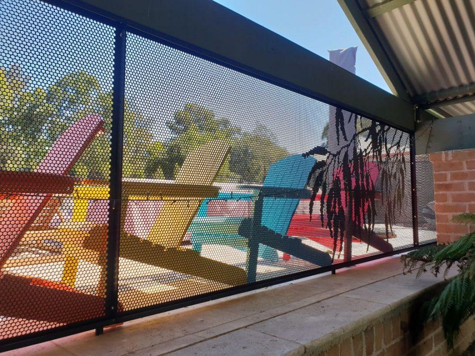poolperf matt black bluehaven pools NSW